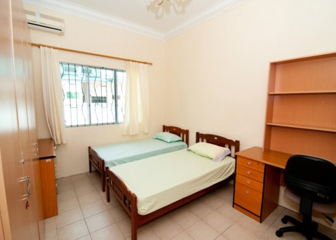 Curtin Villa (Sharing room air-conditioned)