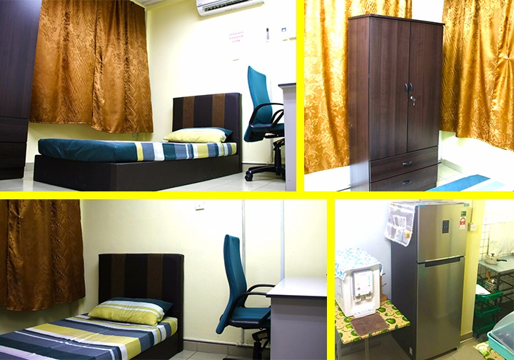 Leafinn Hostel - Male  Hostel;  CK's Hostel - Female Hostel