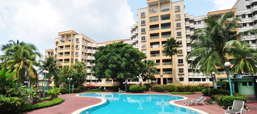 公寓式/共管公寓/联排住宅