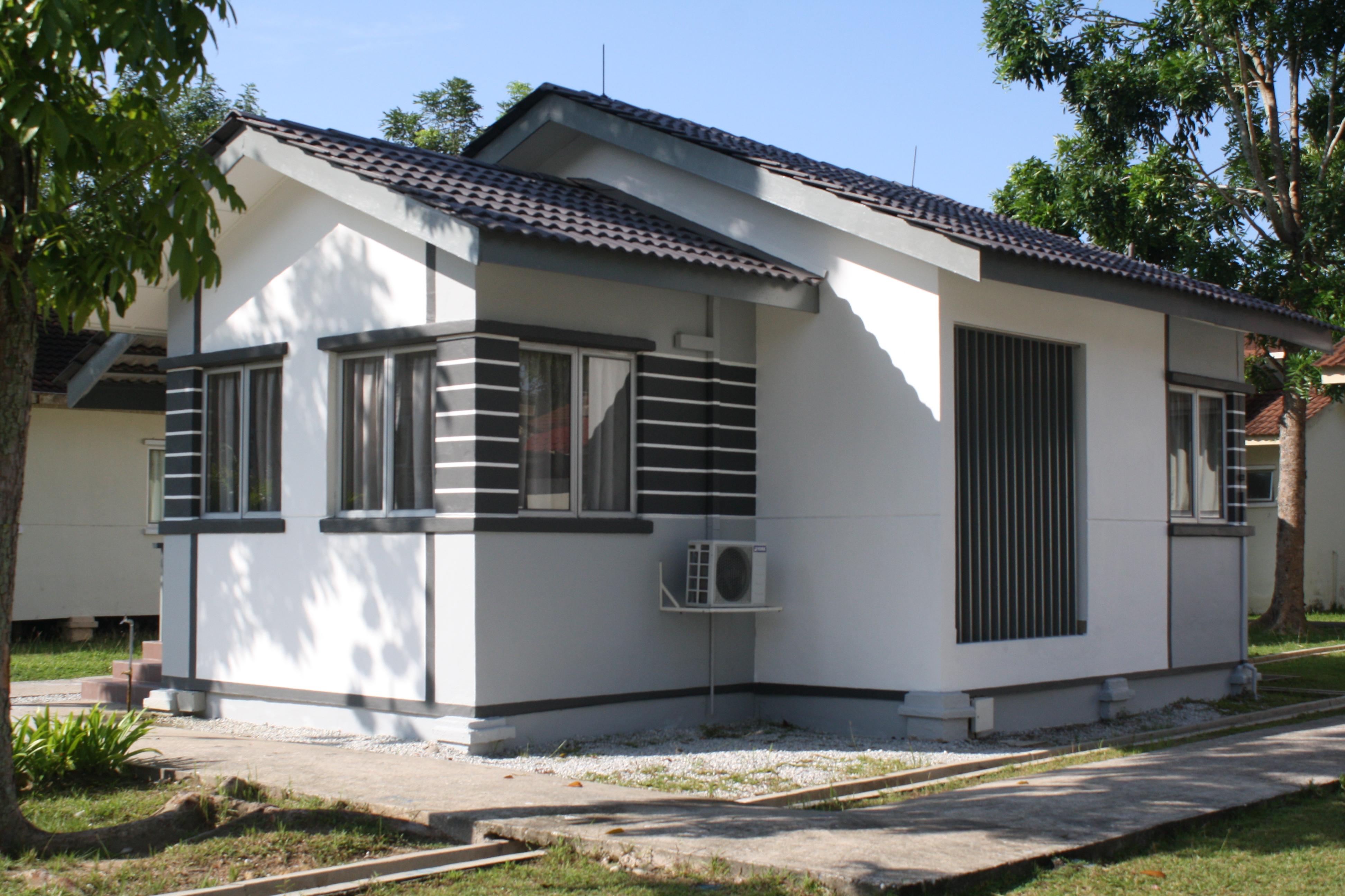 小木屋,别墅和公寓