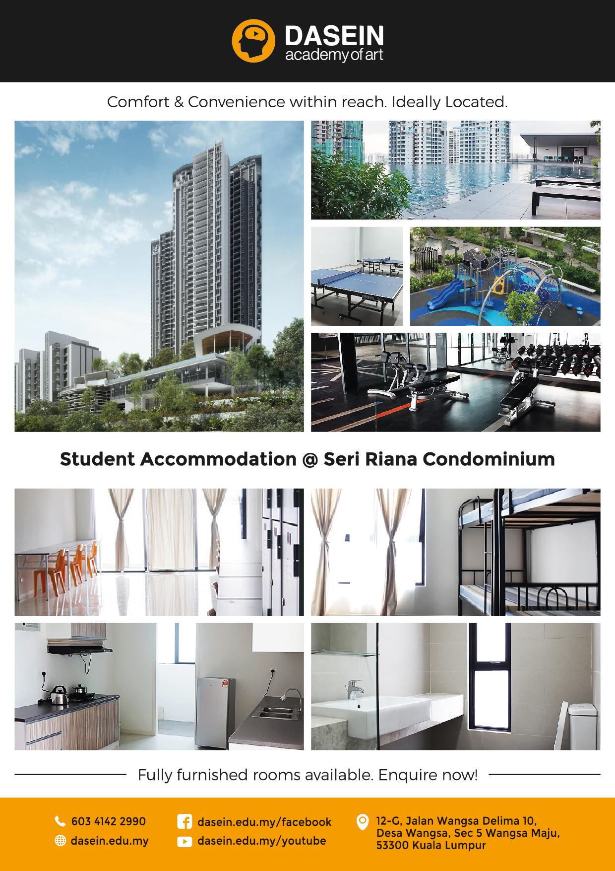 Seri Riana / Riana Green Condominium