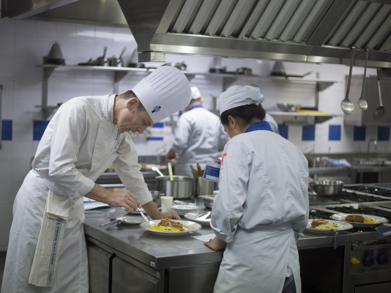 Learn from Le Cordon Bleu Master Chefs at Sunway