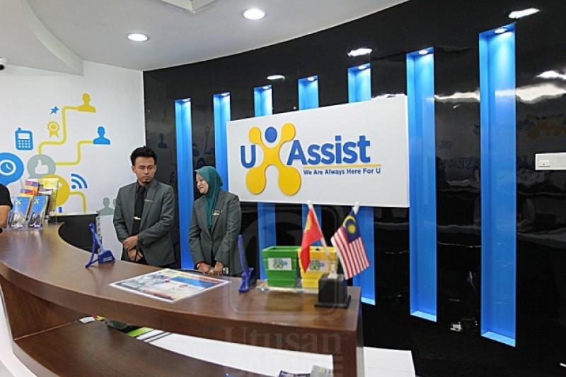 U-Assist 是一间一站式的咨询服务中心,学生可以在此询问所面临的任何问题。这里还包括各种服务,如申请学生证明信件、学生证启用和办理外国学生留学申请。
