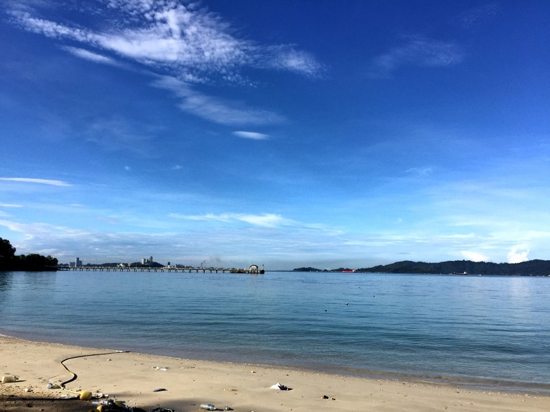 空闲时,学生们能到沙大的海边(ODEC)野餐,悠闲地吹吹风、聊聊天。若还想要享受美丽的日落风景,可选择在黄昏时到访此处。此外,学生的课外活动(划龙舟)也是在这里进行的!