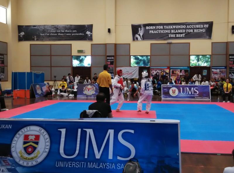 沙大有一所特别的武馆,即跆拳道武馆。每一年该处都会举办一些校际赛,好让学徒们互相切磋。