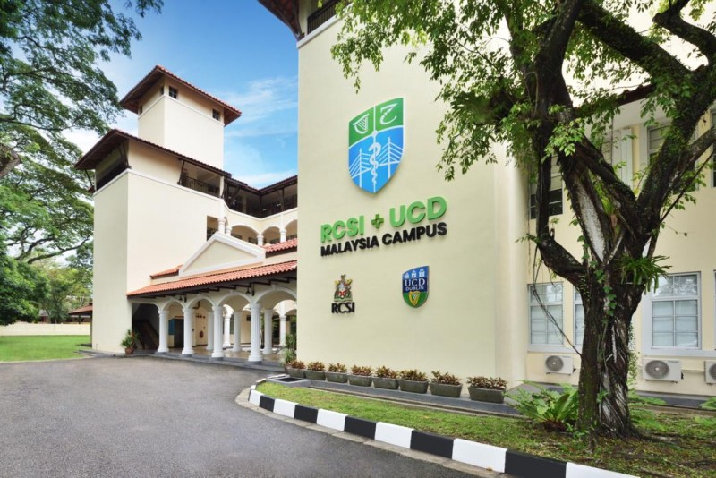 RCSI & UCD Malaysia Campus Academic Building