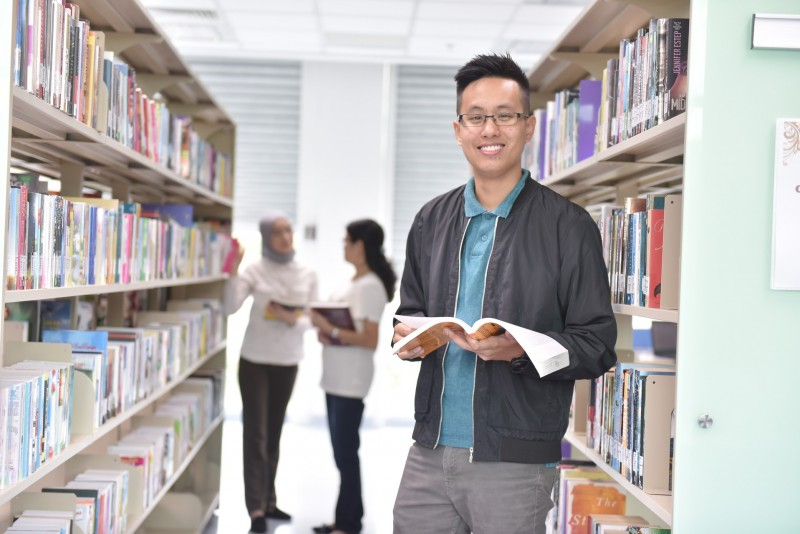 UTM Library supports the university's teaching, learning, research, consultancy and publication activities