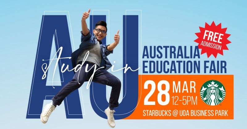 Study in Australia Education Fair