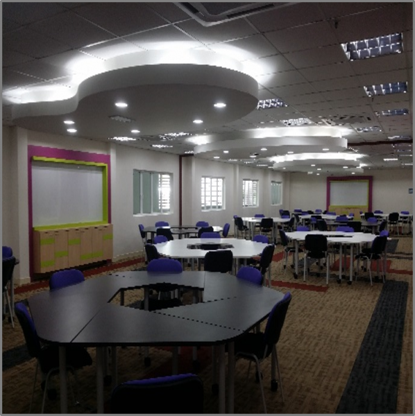 Centre of Teaching & Learning Classroom