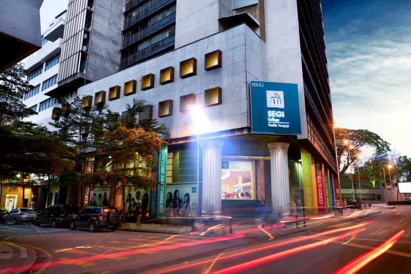 From our humble inception in 1977, offering certificate programmes, SEGi's Kuala Lumpur campus has grown from strength to strength and now offers a wide range of programmes from foundation to master degree levels.
