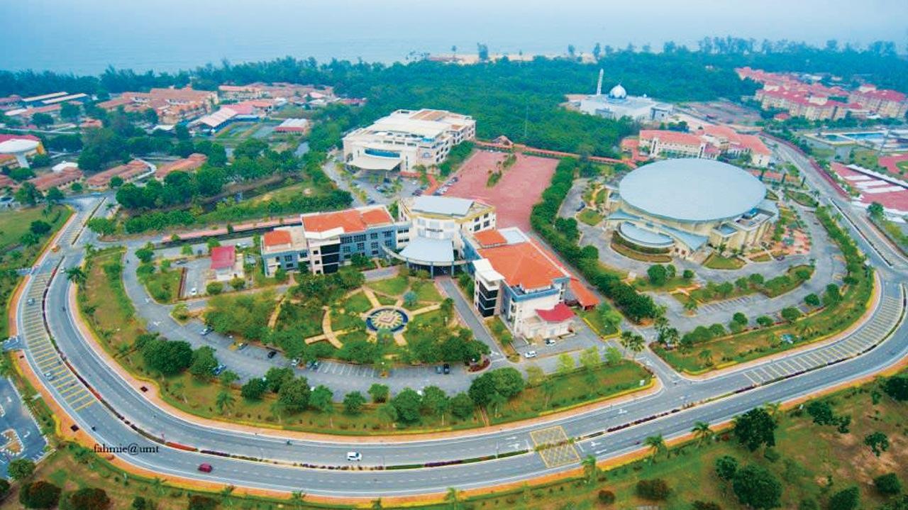 马来西亚登嘉楼大学