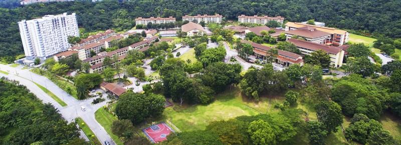 汝来大学拥有宽敞及充满绿意的校园,为莘莘学子提供良好的学习环境。