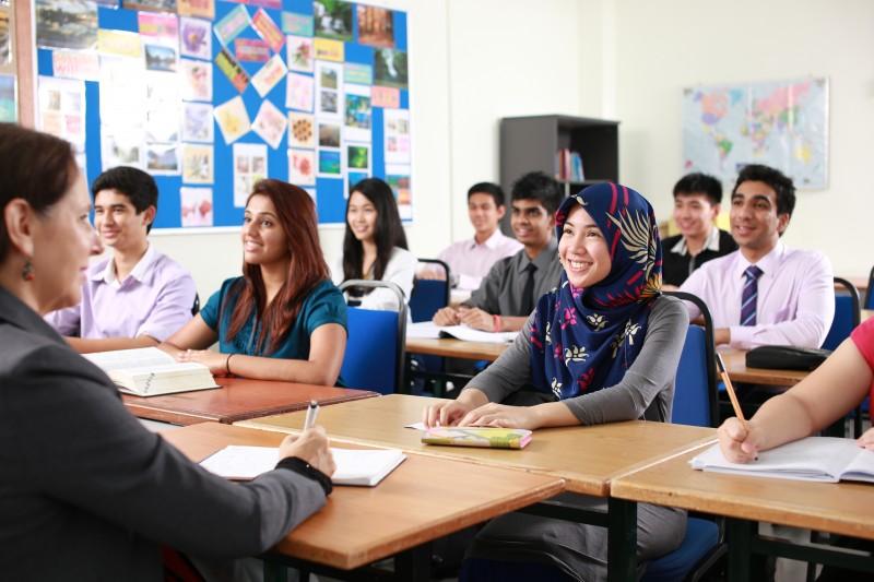 Wide range of general purpose classrooms