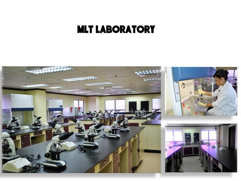 ICAN College的医学实验室技术实验室具有先进的实验室设备,让学生享受学习