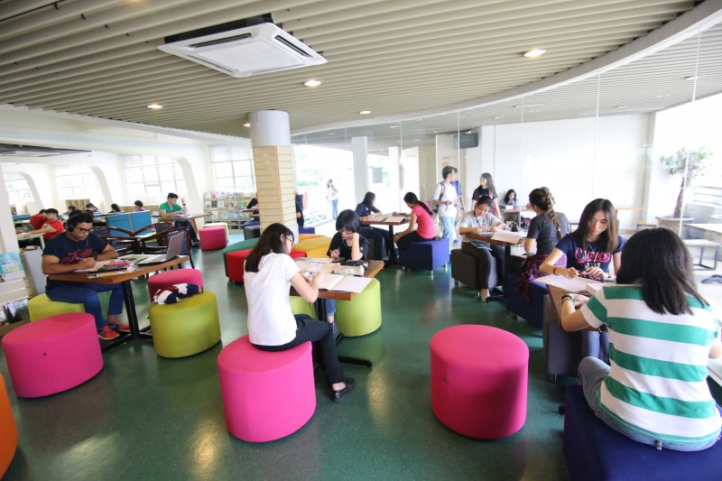 MCKL provides a conducive learning environment to help students focus on their studies with minimum distractions.