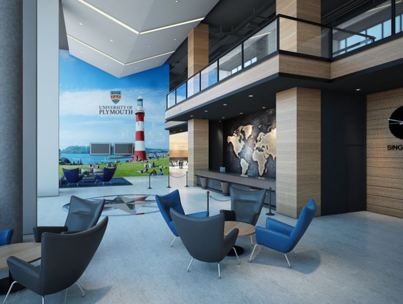 THE SHIP CAMPUS DISCUSSION AREA