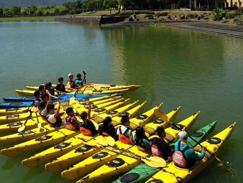 獨木舟課程