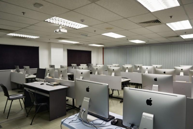 iMac专业电脑教室
