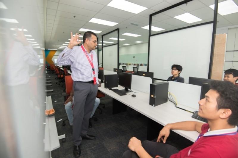 Classroom, Computer Lab