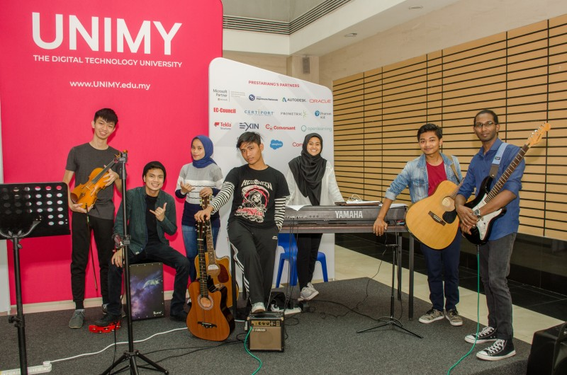 UNIMY Music Club Performers