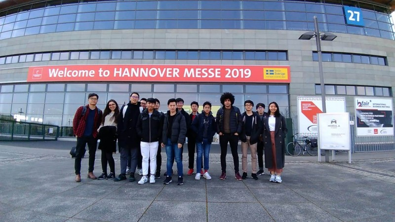 Visits to Hanover Messe
