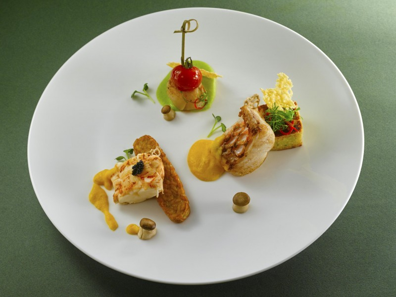 Contemporary Exotic Cuisine