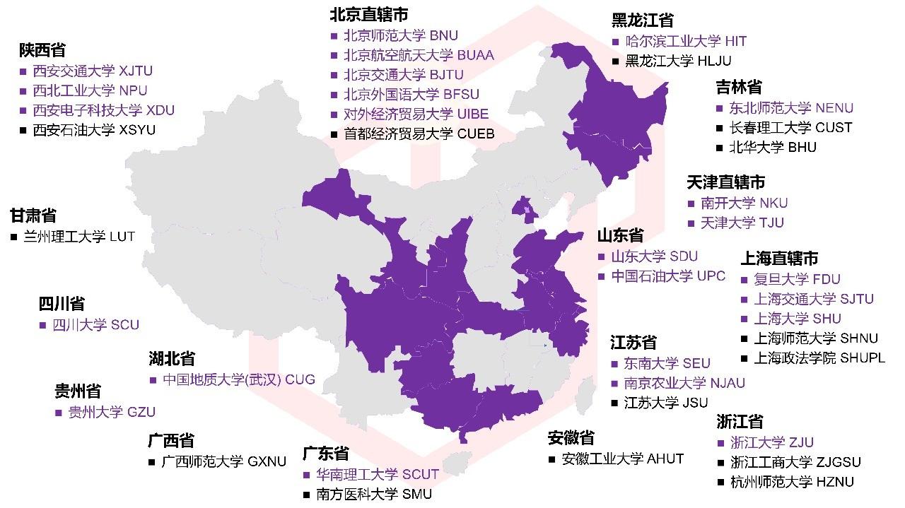 留学中国预科教育联盟马来西亚办事处