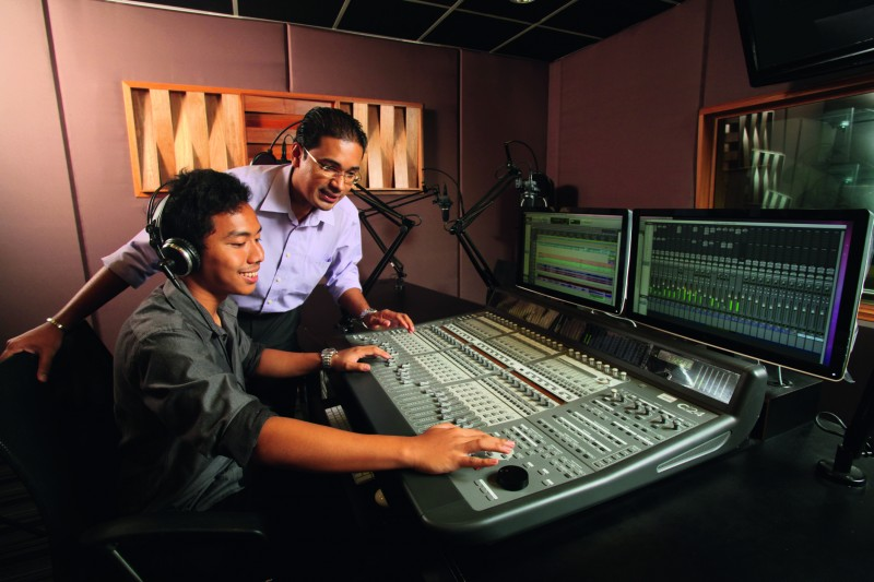Audio Recording Studio