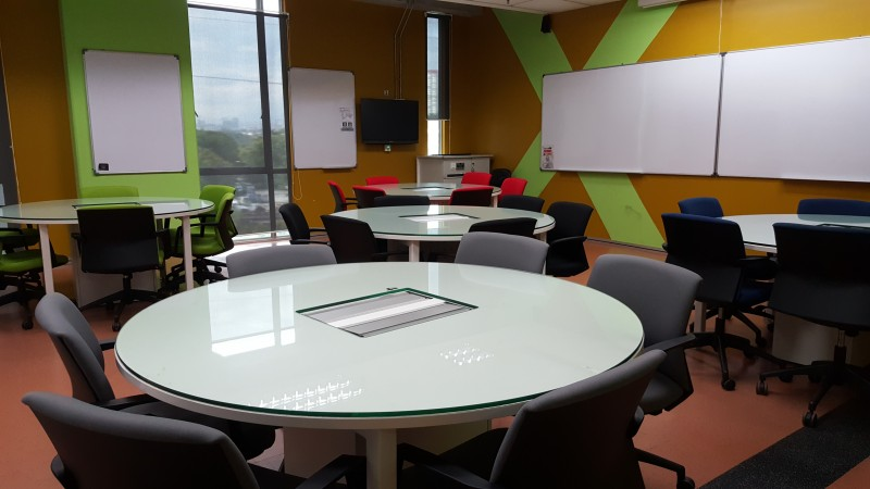 X-Space Collaborative Classroom