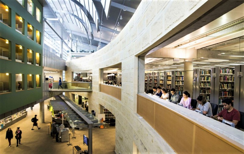 University of Otago main library