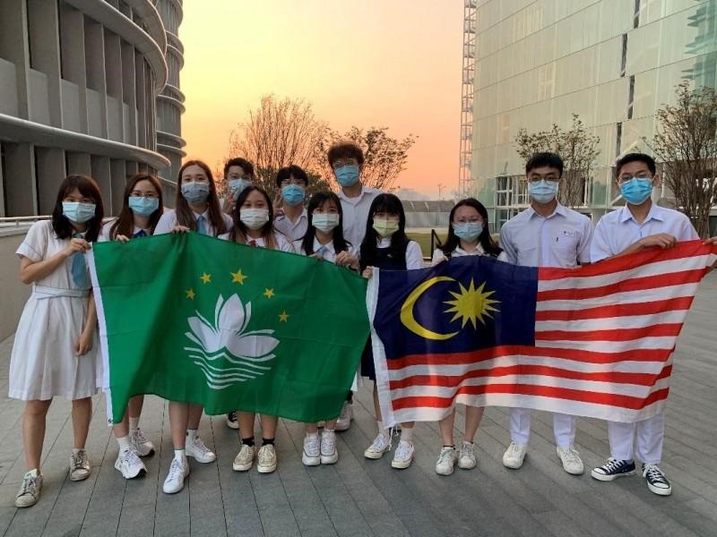 中國醫藥大學每年舉辦國際文化周,促進跨文化交流