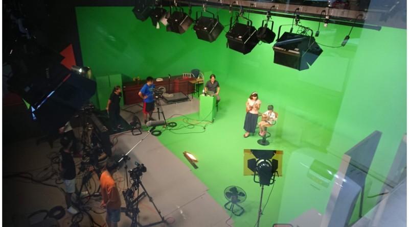 全台最大之一的虛擬攝影棚