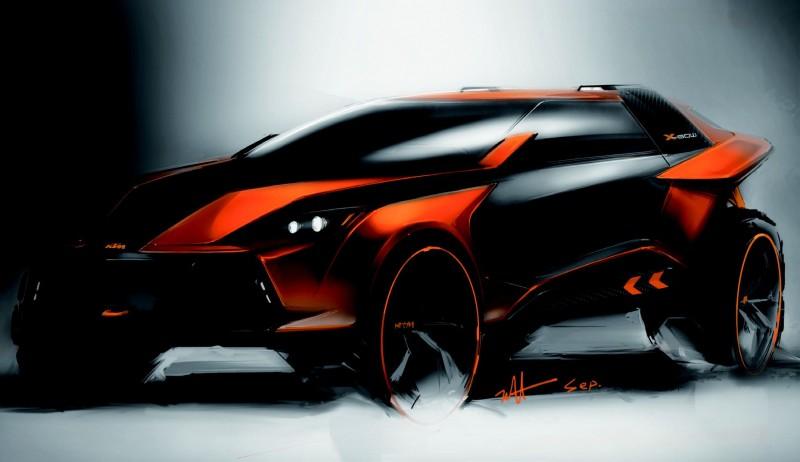 智慧生活科技學系-汽車設計學生作品