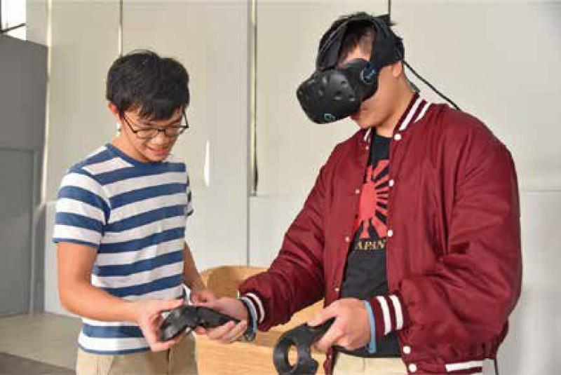 攝影與VR設計學系