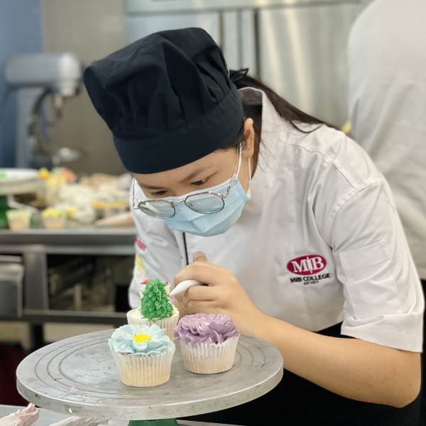 每一个完美的细节处理 是烘焙师的基本素养