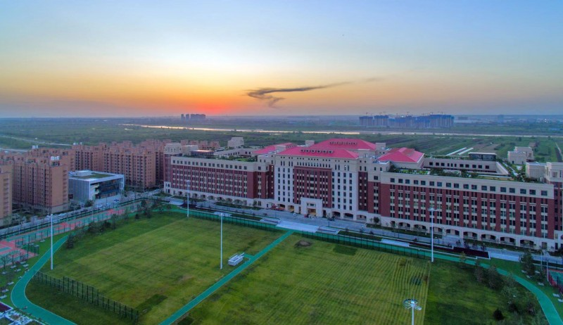 China Western Science and Technology Innovation Harbor (new campus)