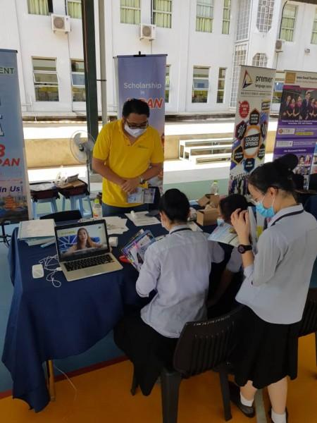 chung hwa kuantan education fair 2020