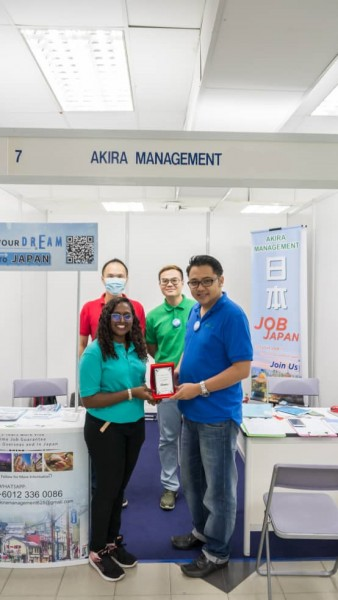 Universiti Sains Malaysia - CAREER FAIR AWARD