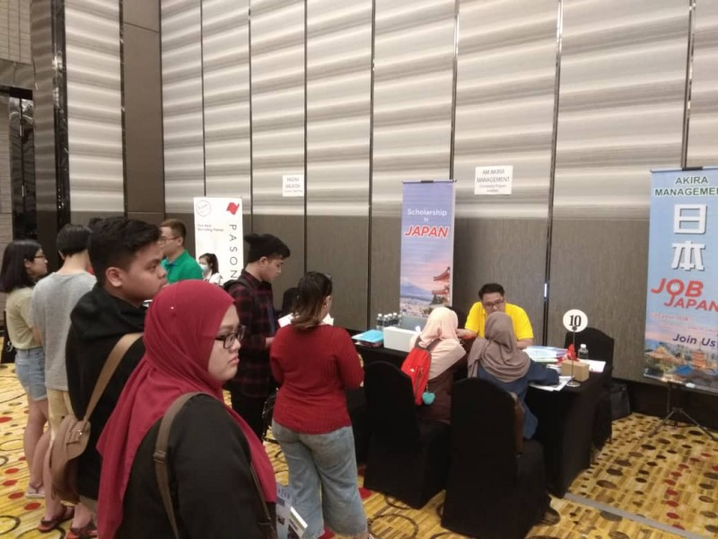 PULLMAN HOTEL - ORGANISED BY LICENSED ACADEMY - EDUCATION FAIR