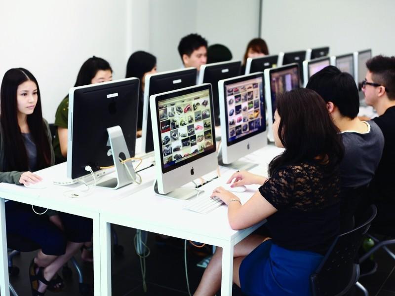 Campus facility - Mac Room