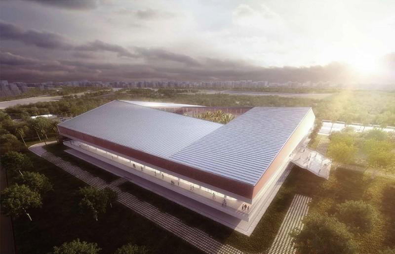 Raffles University Future Campus