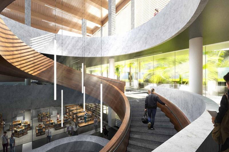莱佛士大学未来的学院