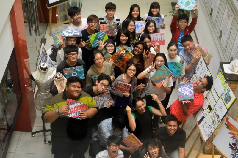 Learning through the lens of colours = multiracial = cultural diversity at Saito University College