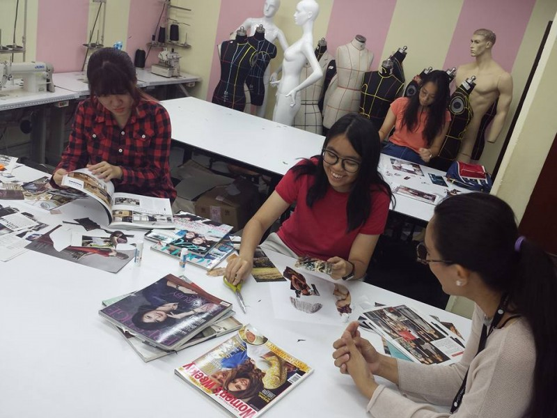 Fashion Design Practical Class