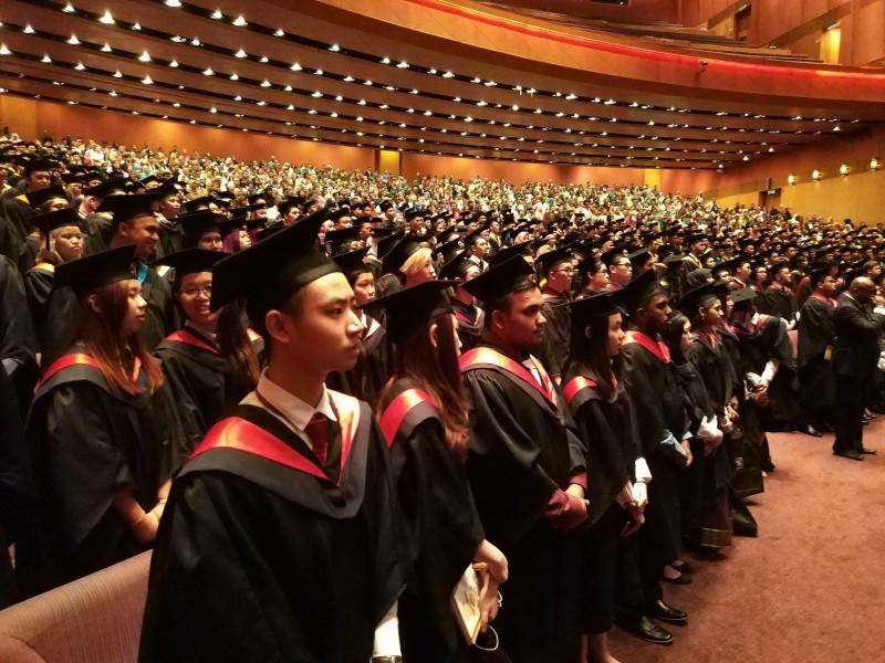 Yearly Graduation - Saito Graduating Students