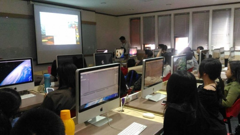 MAC Lab at Saito University College