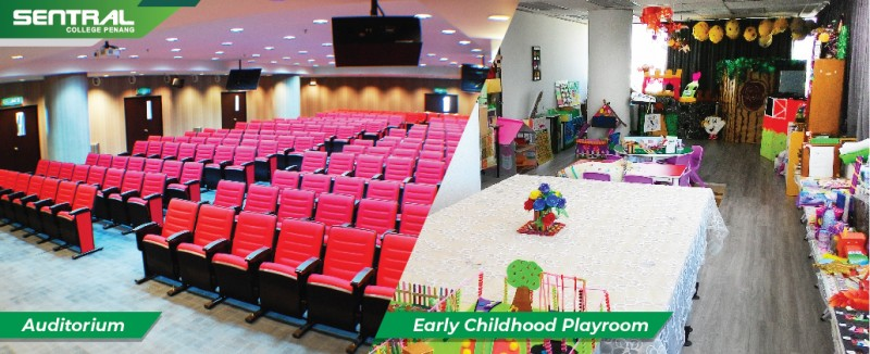 Auditorium / Playroom