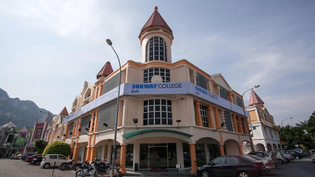 怡保双威学院