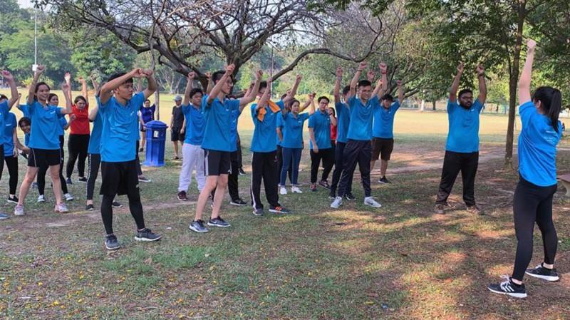 会计学院-健身挑战赛2019