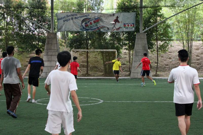 双威超极限冒险乐园–Futsal室内五人制足球场